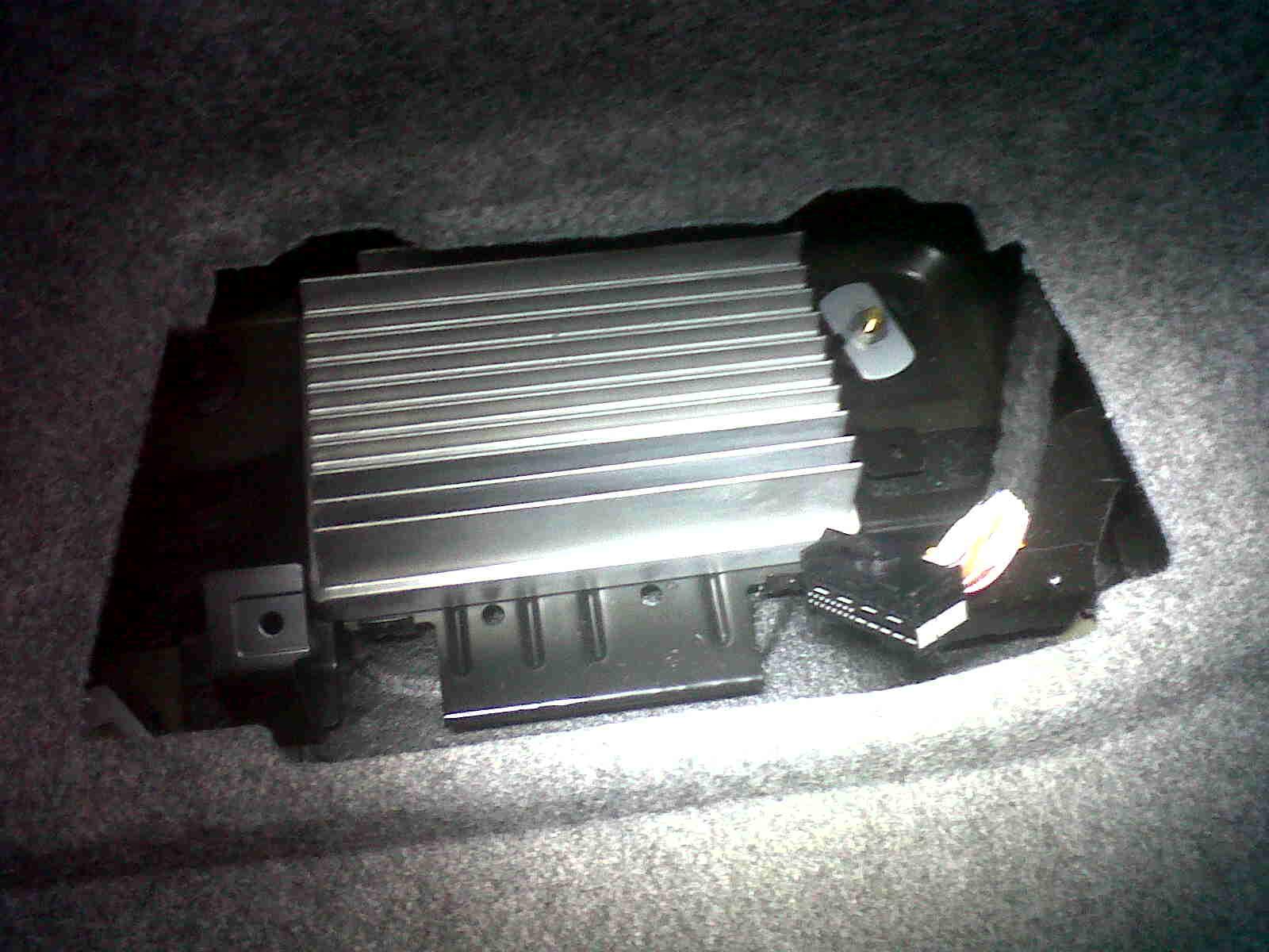 My 2011 5 E90 Amp Change